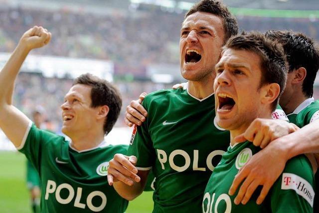 Wolfsburg fertigt Bayern 5:1 ab