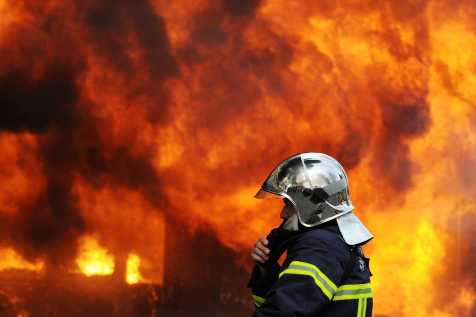 In Straßburg ist die Situation eskaliert. (Foto: dpa)