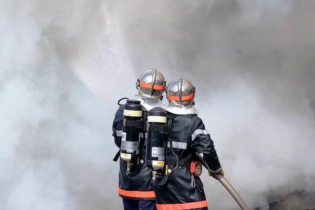 Nato-Gipfel: Freiburger Feuerwehr war in Straßburg im Einsatz
