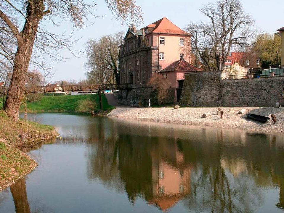 Im sogenannten Rheintor ist seit 1991 das Breisacher Stadtmuseum beheimatet.    Foto: Bianka Pscheidl