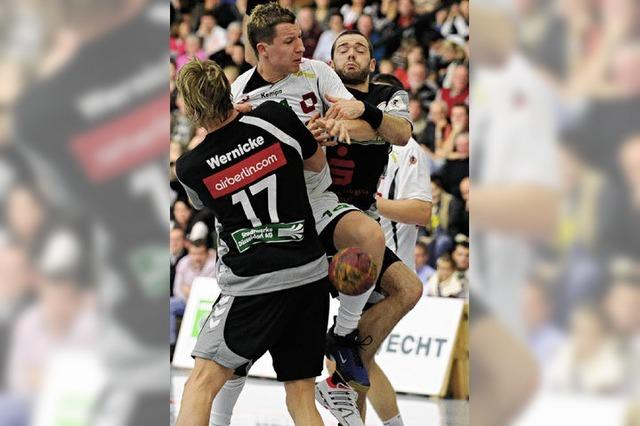 HR Ortenau holt Punkt bei Spitzenreiter HSG Düsseldorf