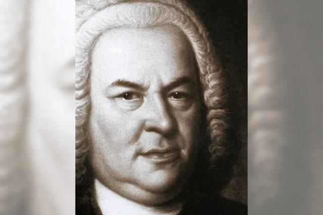 DONNERSTAG: KLASSIK: Großmeister Bach
