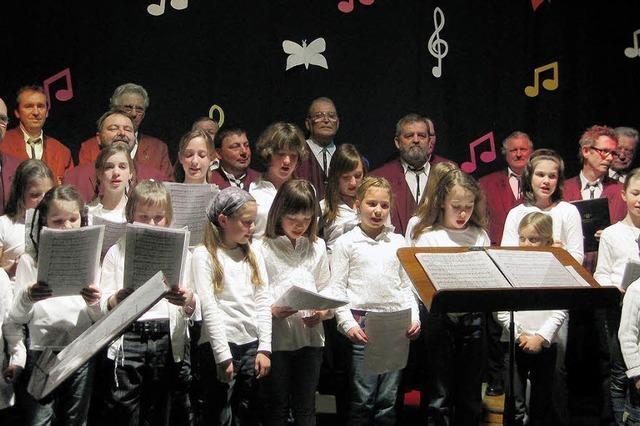 MGV Buggingen freut sich über musikalische Gäste