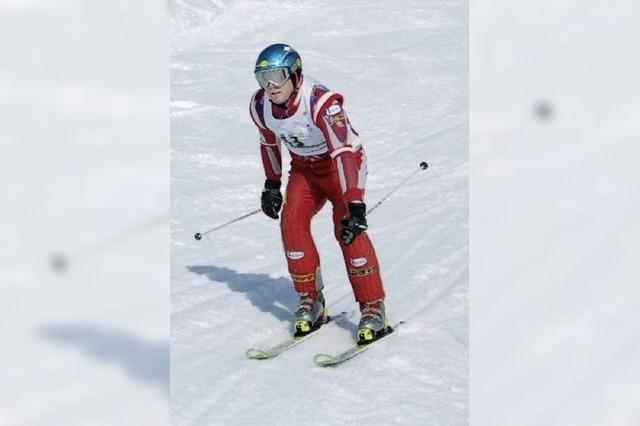 Flotte Skilehrer gratulieren zum Geburtstag