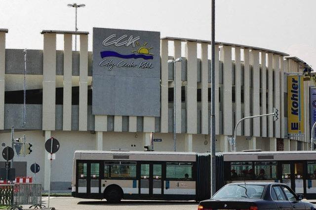 Größtes Einkaufscenter der Region