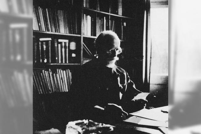 Edmund Husserl: Zu den Sachen selbst