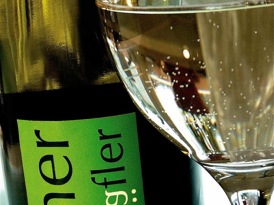 Etwas Besonderes für Weinliebhaber: der Grüne Markgräfler  | Foto: model