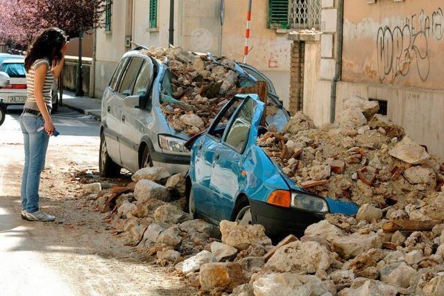 Italien: Zahl der Todesopfer steigt