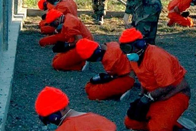 Ärzte überwachten Folterungen der CIA