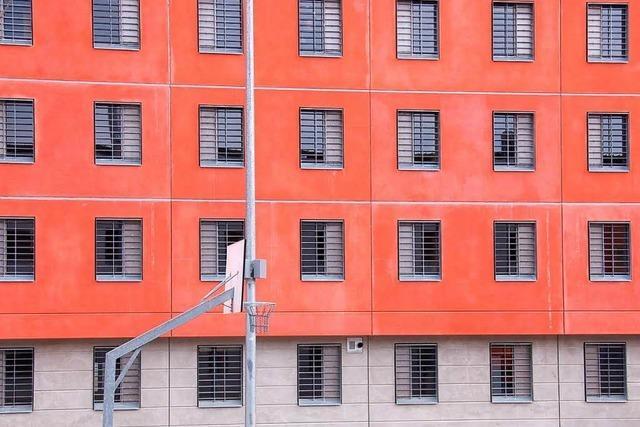 Tag der offenen Tür im neuen Gefängnis