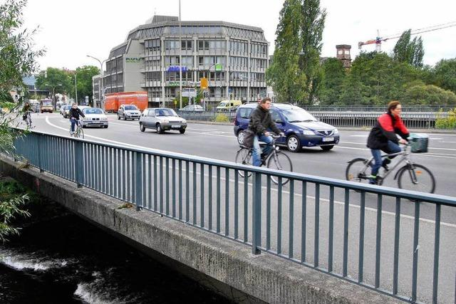 Freiburgs Brücken wurden 30 Jahre lang nicht gewartet