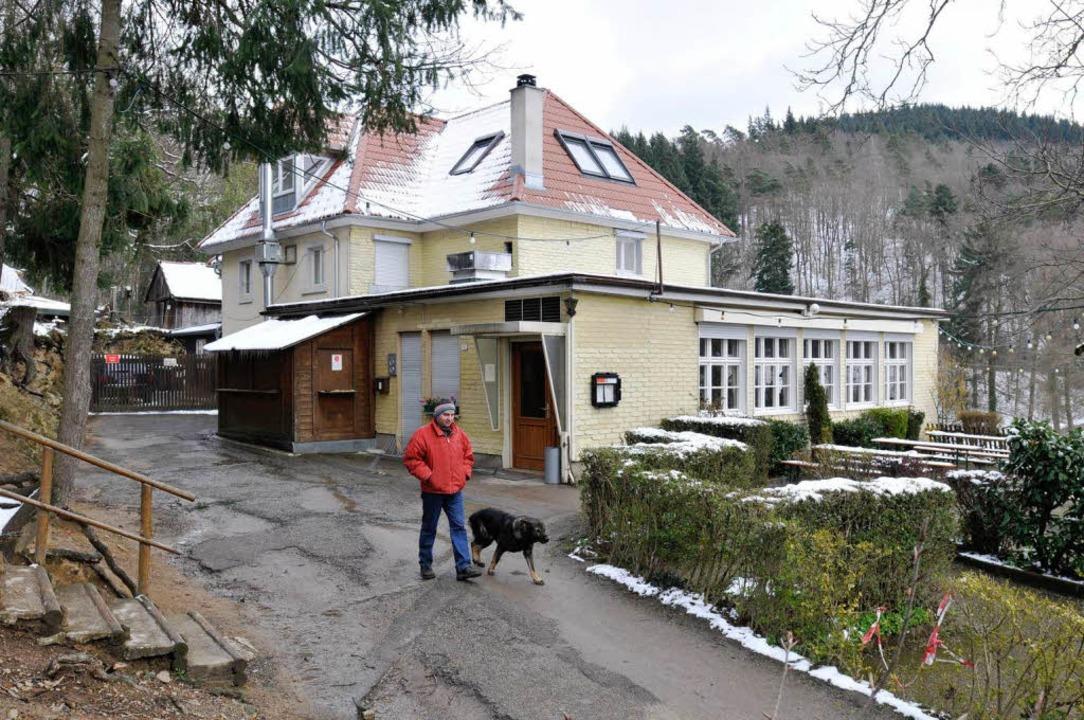 Im Freiburger Norden gibt es auch ein ...rant mit Aussicht: die Zähringer Burg.  | Foto: Ingo Schneider