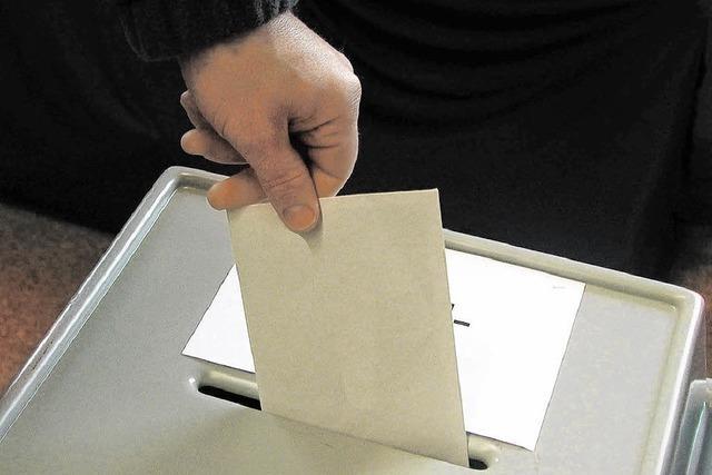 Startschuss für Super-Wahlsonntag