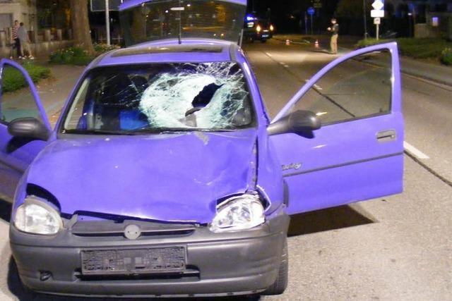 Fußgängerin stirbt nach Unfall in Offenburg