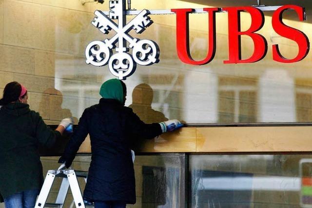 UBS streicht nach Milliardenverlust massiv Stellen