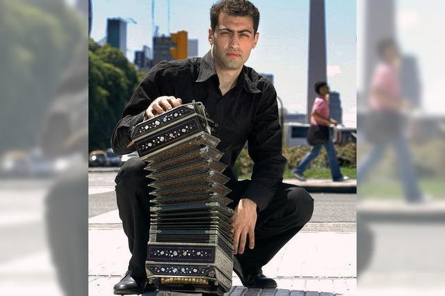 Weltweites Akkordeonspiel