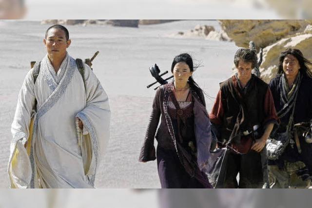 NEUSTART: Mit dem Kampfstab ins alte China