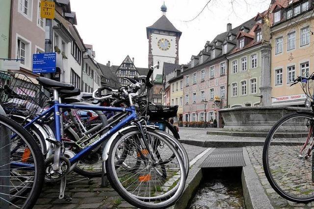 Regionalranking: Freiburg behält die rote Laterne