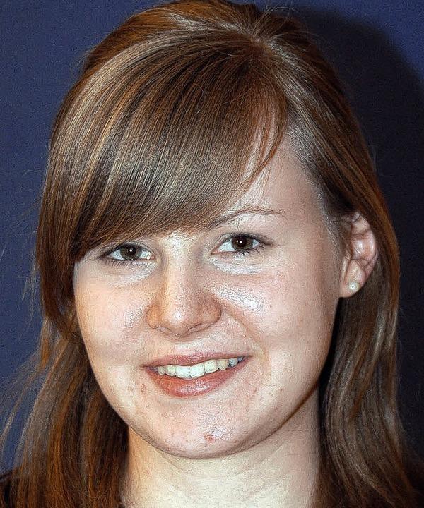 Julia Weber, 16 Jahre  | Foto: Margarete Frick
