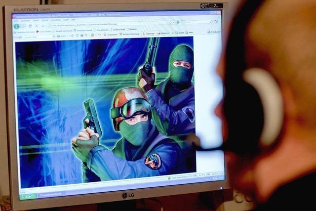 Counter-Strike-Turnier im Freiburger Haus der Jugend