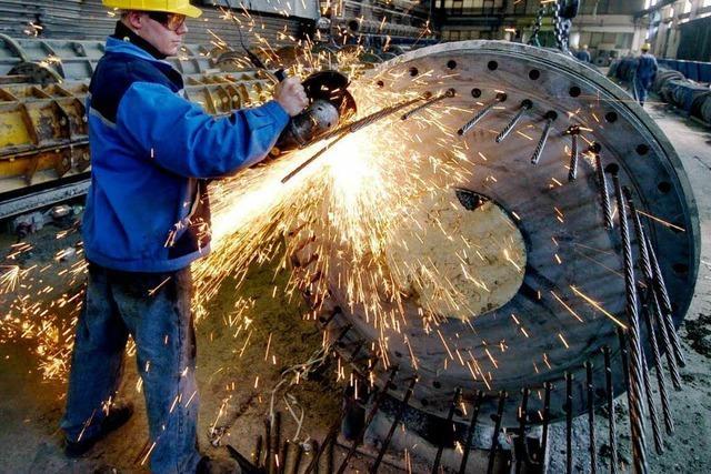 Wirtschaftskraft und Arbeitsmarkt: Schwaben landet klar vor Südbaden