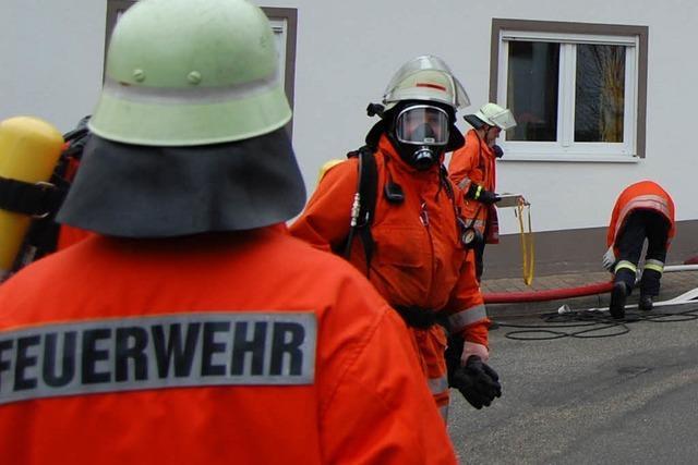 Wohnungsbrand in Dittishausen richtet 50.000 Euro Schaden an
