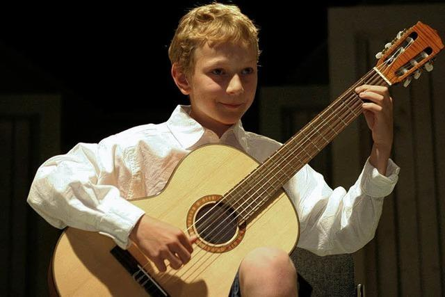 Junge Musiker so erfolgreich wie noch nie beim Landeswettbewerb