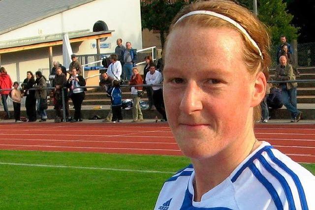 Erfolgreiche Rückkehr für Melanie Behringer