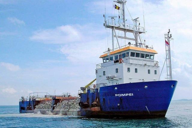 Hollands Marine befreit Piraten-Geiseln
