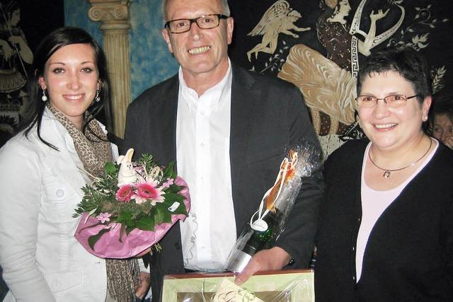Helmut Spitznagel ist seit 30 Jahren im Amt