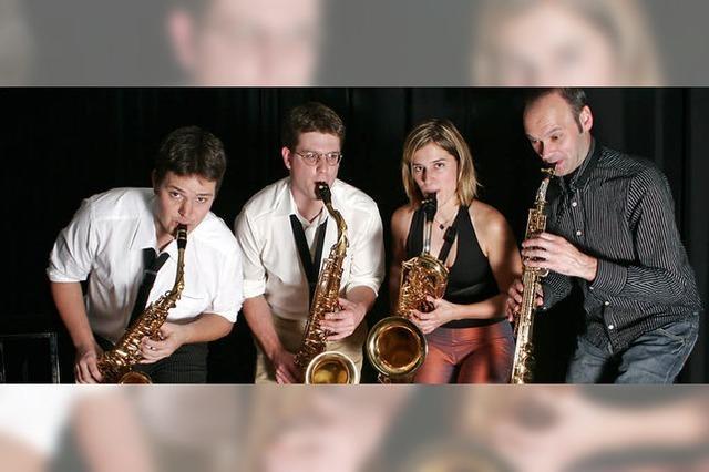 Vier Musiker, die Grenzen sprengen wollen