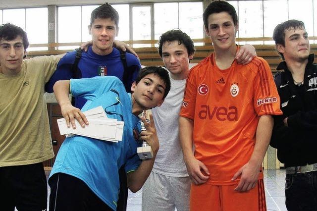 Fußball im Zeichen der Integration