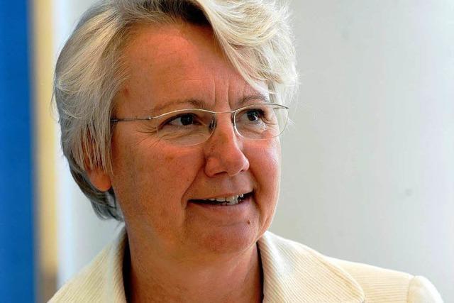Schavan fordert deutschlandweites Zentralabitur