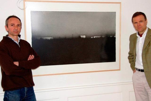 Landschaften von Nicolas Poignon