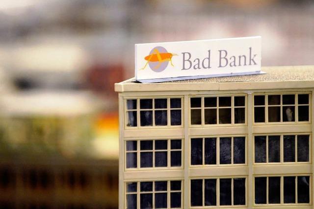 Bad Banks – Die Milliardenfrage
