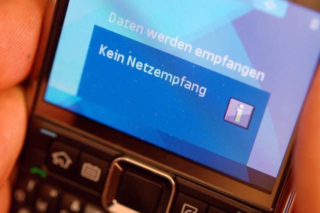 Handys tot - Bundesweite Störungen in T-Mobile-Handynetz