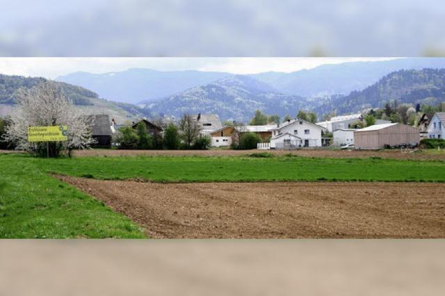 Zehn neue Grundstücke fürs Gewerbe
