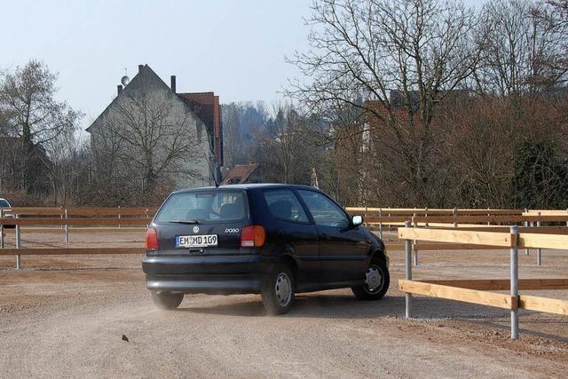 STADTBUMMLER: Park-Rallye uf dr Labyrhiinschtroß