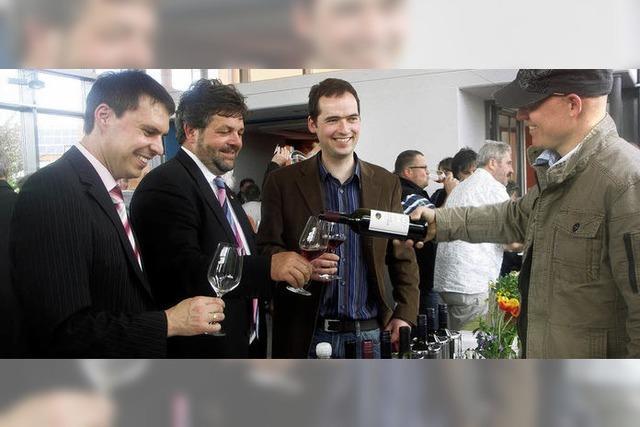 Qualitätsziel für den Eichstetter Wein
