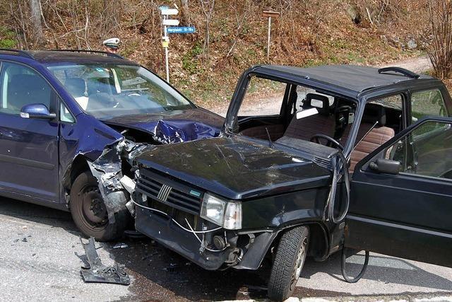 Bilder des Tages: Unfall