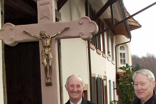 Prozession von Kreuz zu Kreuz