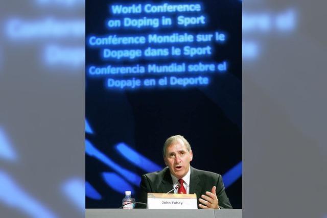 Rückschläge im Anti-Doping-Kampf