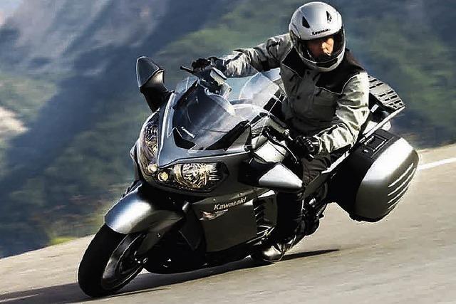 Start der Motorradsaison: Fit für den schnellen Ritt