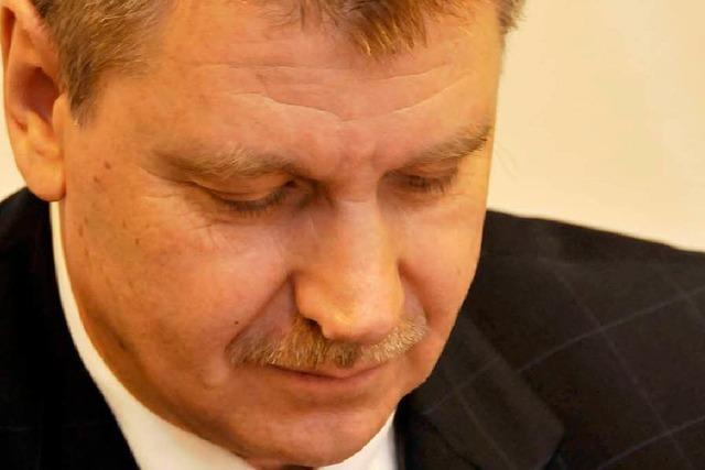 Dritter Prozess um Wehrer Doppelmord: Hutter schweigt