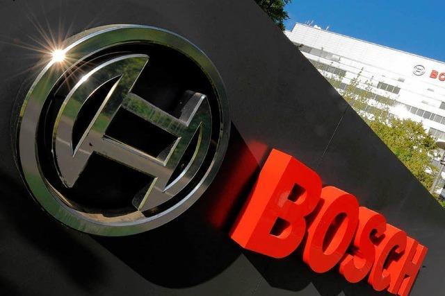 Bosch macht Verluste und baut Arbeitsplätze ab