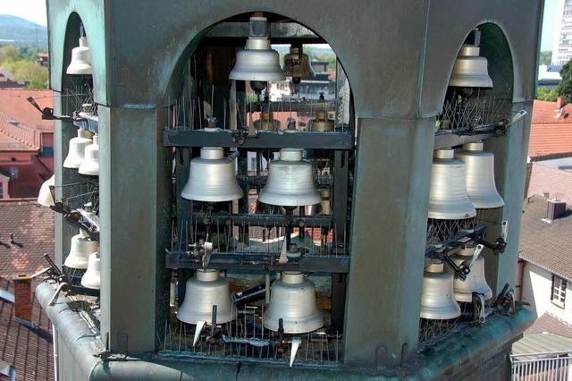 Glockenspiel wird generalüberholt