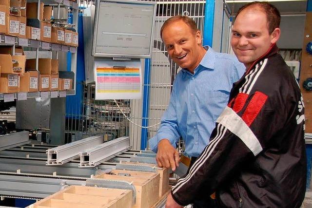 Fensterbauer profitieren vom Konjunkturprogramm