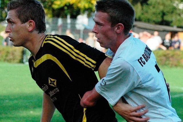 Einarmiger Fußballer wechselt in die Verbandsliga