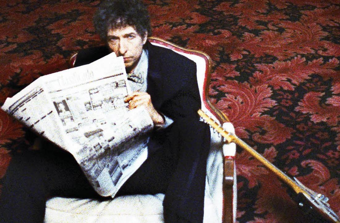 Die Gegenwart gefällt ihm nicht: Bob Dylan   | Foto: pro