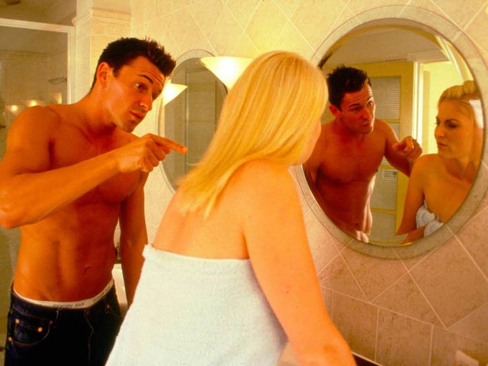 Zahnpastatube  falsch ausgedrückt? Man...über  in Harnisch  geraten<ppp> </ppp>  | Foto: Stolt